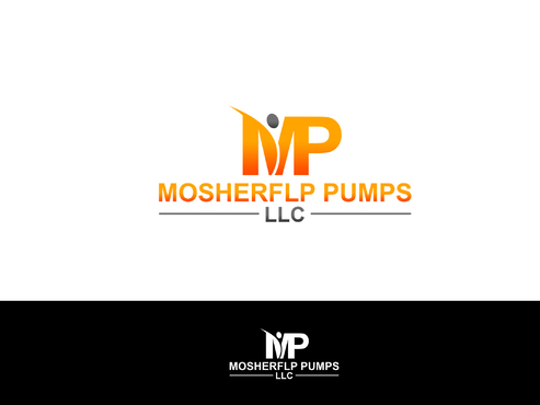 Mosherflo Pumps, LLC. A Logo, Monogram, or Icon  Draft # 42 by DesignHero