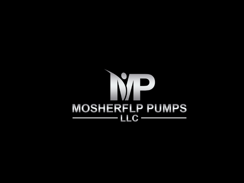 Mosherflo Pumps, LLC. A Logo, Monogram, or Icon  Draft # 43 by DesignHero