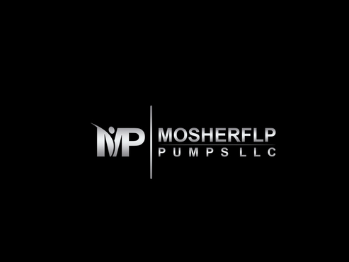 Mosherflo Pumps, LLC. A Logo, Monogram, or Icon  Draft # 45 by DesignHero