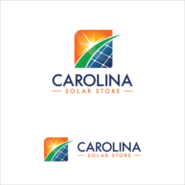 Carolina Solar Store A Logo, Monogram, or Icon  Draft # 123 by reshmagraphics