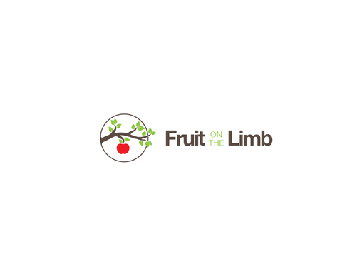 Fruit On the Limb A Logo, Monogram, or Icon  Draft # 140 by Harni