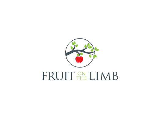 Fruit On the Limb A Logo, Monogram, or Icon  Draft # 141 by Harni