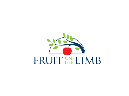 Fruit On the Limb A Logo, Monogram, or Icon  Draft # 142 by Harni