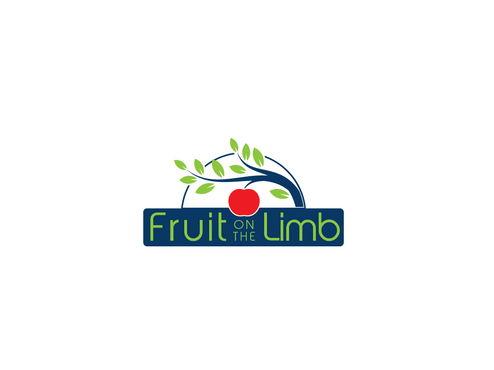 Fruit On the Limb A Logo, Monogram, or Icon  Draft # 143 by Harni