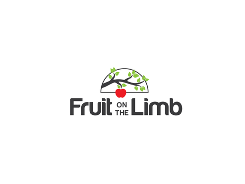 Fruit On the Limb A Logo, Monogram, or Icon  Draft # 144 by Harni