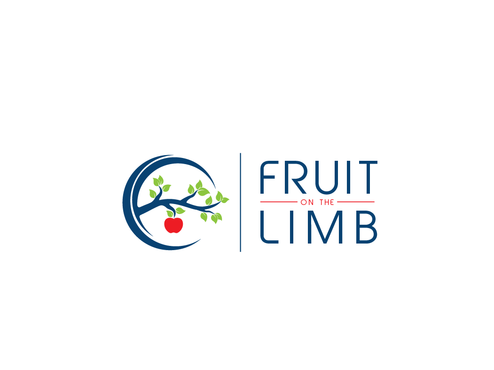 Fruit On the Limb A Logo, Monogram, or Icon  Draft # 146 by Harni