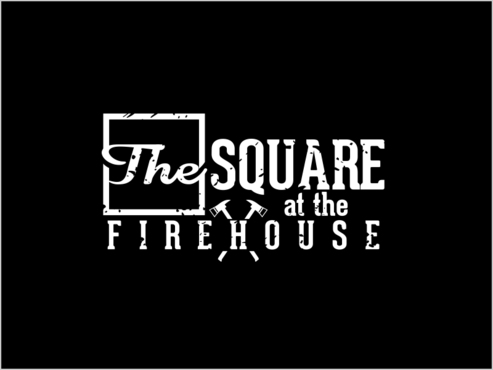 The Square at The Firehouse A Logo, Monogram, or Icon  Draft # 29 by thebullet