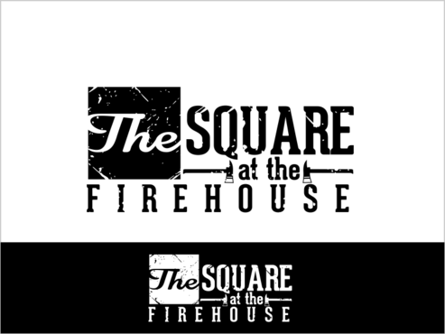 The Square at The Firehouse A Logo, Monogram, or Icon  Draft # 30 by thebullet