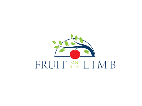 Fruit On the Limb A Logo, Monogram, or Icon  Draft # 193 by Harni