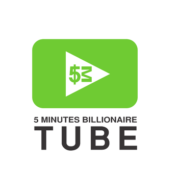 5 Minute Billionaire A Logo, Monogram, or Icon  Draft # 35 by izuldesigner