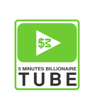 5 Minute Billionaire A Logo, Monogram, or Icon  Draft # 36 by izuldesigner