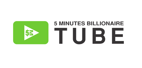 5 Minute Billionaire A Logo, Monogram, or Icon  Draft # 37 by izuldesigner