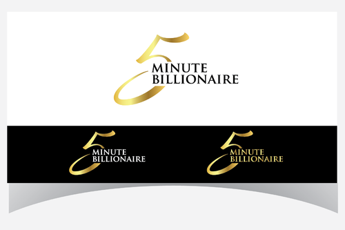 5 Minute Billionaire A Logo, Monogram, or Icon  Draft # 39 by Designpassion