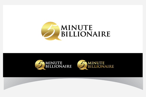 5 Minute Billionaire A Logo, Monogram, or Icon  Draft # 40 by Designpassion