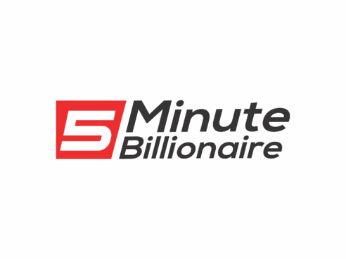 5 Minute Billionaire A Logo, Monogram, or Icon  Draft # 44 by InfoTechDesign