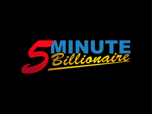 5 Minute Billionaire A Logo, Monogram, or Icon  Draft # 45 by InfoTechDesign