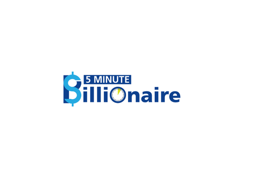 5 Minute Billionaire A Logo, Monogram, or Icon  Draft # 47 by ziya75