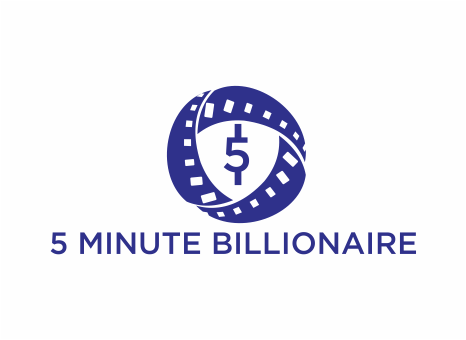 5 Minute Billionaire A Logo, Monogram, or Icon  Draft # 50 by sabda1998