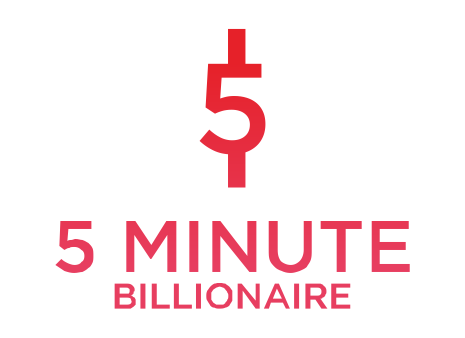 5 Minute Billionaire A Logo, Monogram, or Icon  Draft # 51 by sabda1998