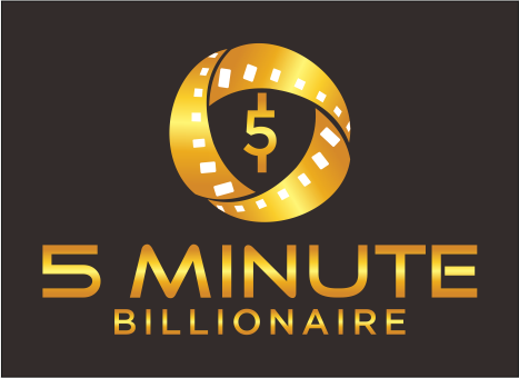 5 Minute Billionaire A Logo, Monogram, or Icon  Draft # 52 by sabda1998
