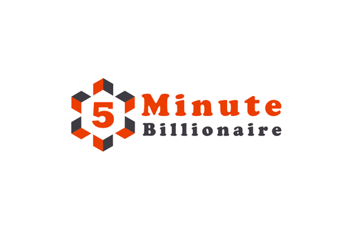 5 Minute Billionaire A Logo, Monogram, or Icon  Draft # 53 by rezafitra123