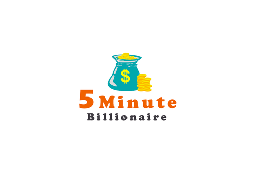 5 Minute Billionaire A Logo, Monogram, or Icon  Draft # 54 by rezafitra123