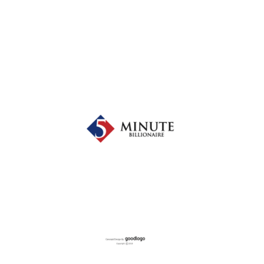 5 Minute Billionaire A Logo, Monogram, or Icon  Draft # 75 by goodlogo