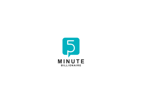 5 Minute Billionaire A Logo, Monogram, or Icon  Draft # 80 by Atittaya