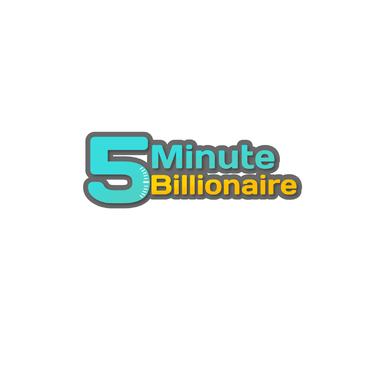 5 Minute Billionaire A Logo, Monogram, or Icon  Draft # 112 by bazarachid