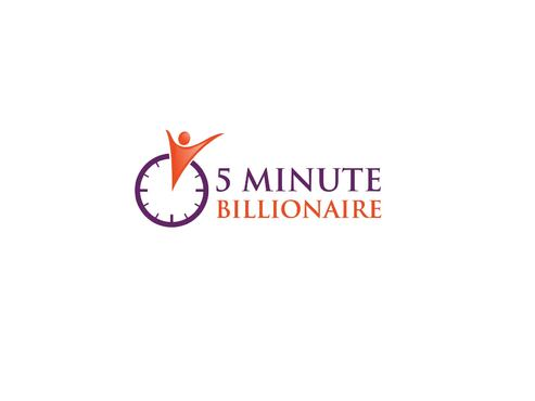 5 Minute Billionaire A Logo, Monogram, or Icon  Draft # 113 by Designeye