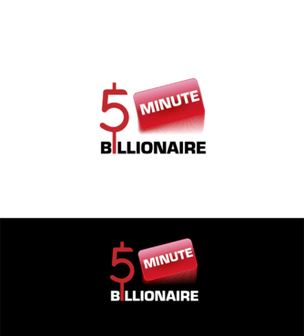5 Minute Billionaire A Logo, Monogram, or Icon  Draft # 118 by goodlogo