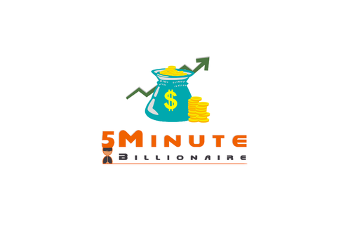 5 Minute Billionaire A Logo, Monogram, or Icon  Draft # 132 by rezafitra123