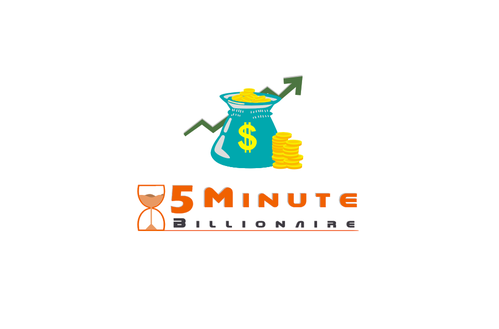 5 Minute Billionaire A Logo, Monogram, or Icon  Draft # 133 by rezafitra123