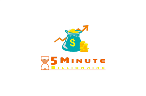5 Minute Billionaire A Logo, Monogram, or Icon  Draft # 134 by rezafitra123