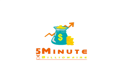5 Minute Billionaire A Logo, Monogram, or Icon  Draft # 135 by rezafitra123