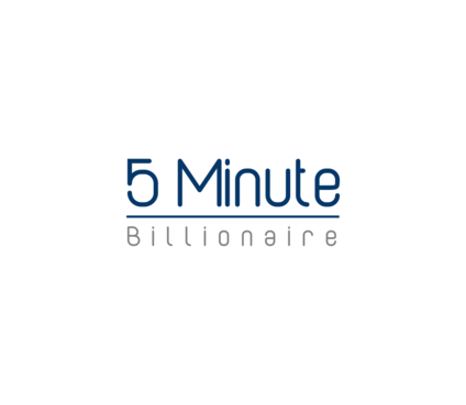 5 Minute Billionaire A Logo, Monogram, or Icon  Draft # 143 by jejeart