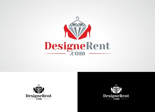 DesigneRent.com         maybe use the D and R A Logo, Monogram, or Icon  Draft # 43 by Adwebicon