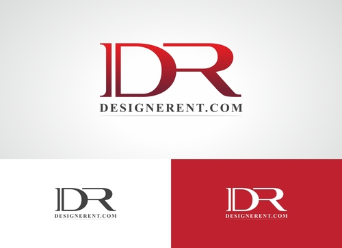 DesigneRent.com         maybe use the D and R A Logo, Monogram, or Icon  Draft # 44 by Adwebicon