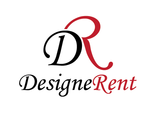 DesigneRent.com         maybe use the D and R A Logo, Monogram, or Icon  Draft # 71 by EXPartLogo