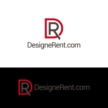 DesigneRent.com         maybe use the D and R A Logo, Monogram, or Icon  Draft # 77 by NYOCHA
