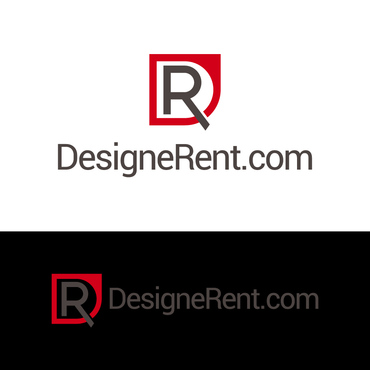 DesigneRent.com         maybe use the D and R A Logo, Monogram, or Icon  Draft # 79 by NYOCHA