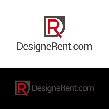 DesigneRent.com         maybe use the D and R A Logo, Monogram, or Icon  Draft # 80 by NYOCHA