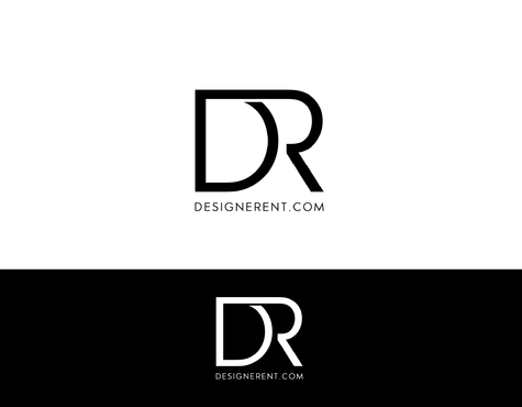 DesigneRent.com         maybe use the D and R A Logo, Monogram, or Icon  Draft # 89 by AV003