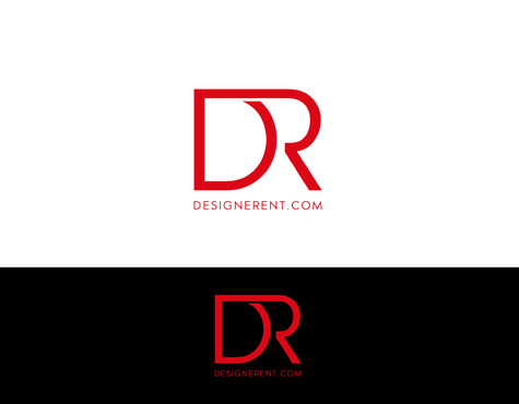 DesigneRent.com         maybe use the D and R A Logo, Monogram, or Icon  Draft # 90 by AV003