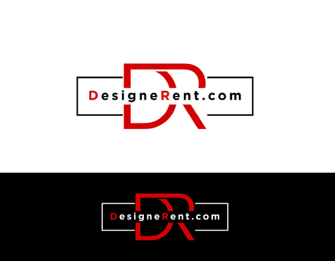 DesigneRent.com         maybe use the D and R A Logo, Monogram, or Icon  Draft # 93 by AV003