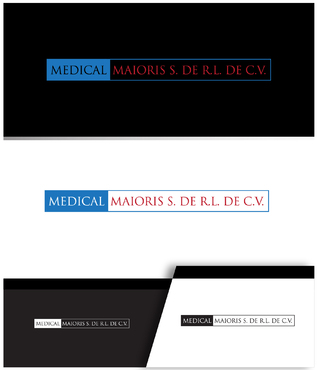 MEDICAL MAIORIS S. DE R.L. DE C.V. A Logo, Monogram, or Icon  Draft # 134 by Jake04