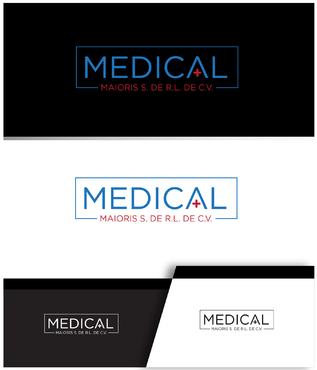 MEDICAL MAIORIS S. DE R.L. DE C.V. A Logo, Monogram, or Icon  Draft # 136 by Jake04