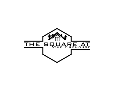 The Square at The Firehouse A Logo, Monogram, or Icon  Draft # 76 by arsalanwaheed
