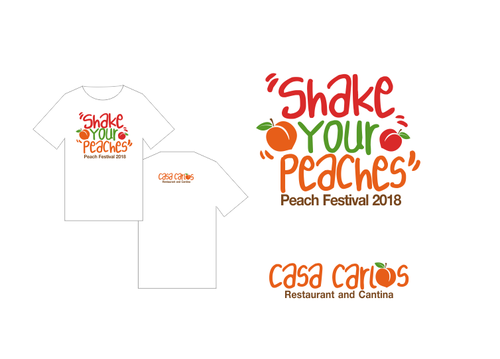 Peach Festival, Casa Carlos Restaurant and Cantina Other  Draft # 27 by odc69