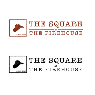 The Square at The Firehouse A Logo, Monogram, or Icon  Draft # 107 by FiddlinNita